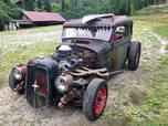 1932 Hot Street Rat Rod Project Car