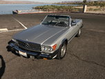 1986 Mercedes-Benz 560SL  for sale $18,700