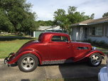 34 Ford 3 Window Coupe  for sale $30,000