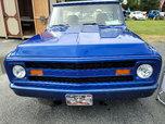 1970 Chevy C10 Short Bed Custom LS2