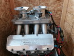 648 with Holman Bros. Injection