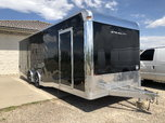 New 2019 Alcom Stealth ALL ALUMINUM Trailer  for sale $25,000
