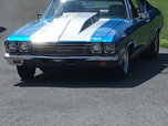 8 second 1968 chevelle