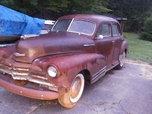 1947 Chevrolet Fleetline  for sale $2,500