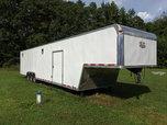 42' Gooseneck Race Trailer  for sale $20,000