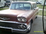 1958 Chevy Station Wagon  for sale $10,900