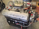 358 cu in Chevy Dry Sump Race Engine  for sale $8,500