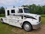 1998 Peterbilt 330 Western Hauler RV Toter truck  for sale $65,000