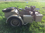 1941 BMW R75  for sale $25,000
