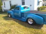 Beautiful 1950 Chevy Custom Truck  for sale $29,500