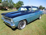 1966 CHEVY II, 355 ENGINE WIT AN OVERDRIVE TRANSMISSION!!!