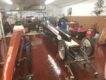 """271"""" Danny Nelson Top Dragster  for sale $11,000"""