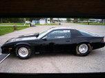 1984 camaro big block 9.60@140  for sale $15,500