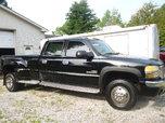 2004 gmc slt diesel dualley  for sale $31,000