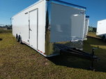 30' Continental Cargo Fully Loaded Race Trailer
