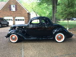 1936 Ford 5 Window  for sale $40,000