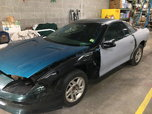 1994 Chevy Camaro Stock / Super Stock Project Car   for sale $3,000