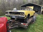 1970 Plymouth Roadrunner  for sale $8,500