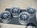 ENKEI PF01 18x9.5 Shelby Racing Wheels Ford   for sale $850