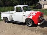 1954 Dodge five window truck