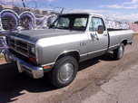 1986 Dodge D250  for sale $6,500