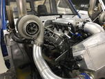 Twin Turbo V6 Kenny Dutt Wailer Engine with Rossler Trans  for sale $60,000