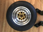 Weld magnums 2.0 15x12 5x4.5 NO TIRES  for sale $690