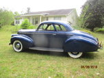 1940 chevy business cpe