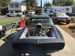 1969 Camaro Pro Street Project and Trailer  for sale $25,000