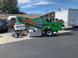 Jet Funny Car  for sale $37,500