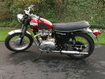 1968 Triumph Bonneville  for sale $8,000