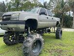 2005 Chevy Silverado 2500 Duramax Mud Truck  for sale $32,000