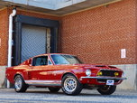 1968 Ford Mustang  for sale $95,000