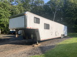 48 foot Pace Shadow GT living quarter trailer  for sale $24,000