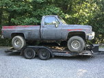 1987 Chevrolet C15  for sale $4,500
