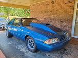 1987 hatchback Mustang