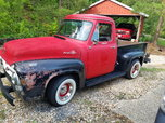 1955 Ford F-100  for sale $8,500