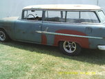 1955 Chevy 2dr Wagon  for sale $17,900