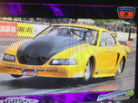 2003 MUSTANG COBRA (OutLaw 10.5) Rolling Chassis 6.00 Cert  for sale $29,999