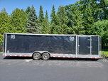 32' Enclosed Race Car Hauler  for sale $10,000