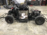 34 Ford Coupe 2013 Chassis With Extras!!!