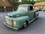 1948 Ford pick up, F1, recent build, 302, auto, PS,  PD