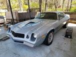 1978 Chevrolet Camaro  for sale $15,500