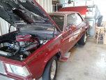 1978 Chevy Malibu Drag Car  for sale $12,500