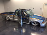 Fully Customized Chevy S - 10  for sale $9,900