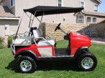 1998 DS Gasoline Golf Club Car  for sale $4,200