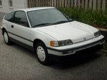 1991 Honda CRX  for sale $10,200