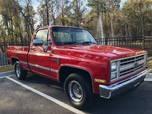 1986 Chevrolet C10  for sale $10,500