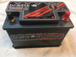 Braille Intensity Carbon i48CX Lithium Battery  for sale $600