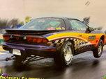2002 Pontiac Firebird Stock Eliminator/Bracket Racecar/N,M,O  for sale $21,995
